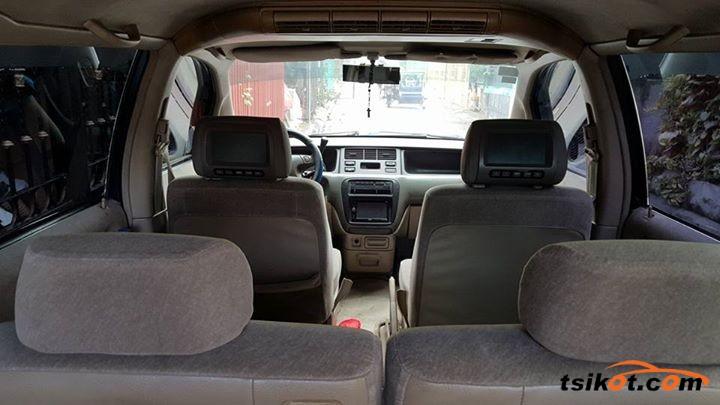 Honda Odyssey 1997 - 9