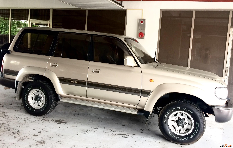 Toyota Land Cruiser 1993 - 2
