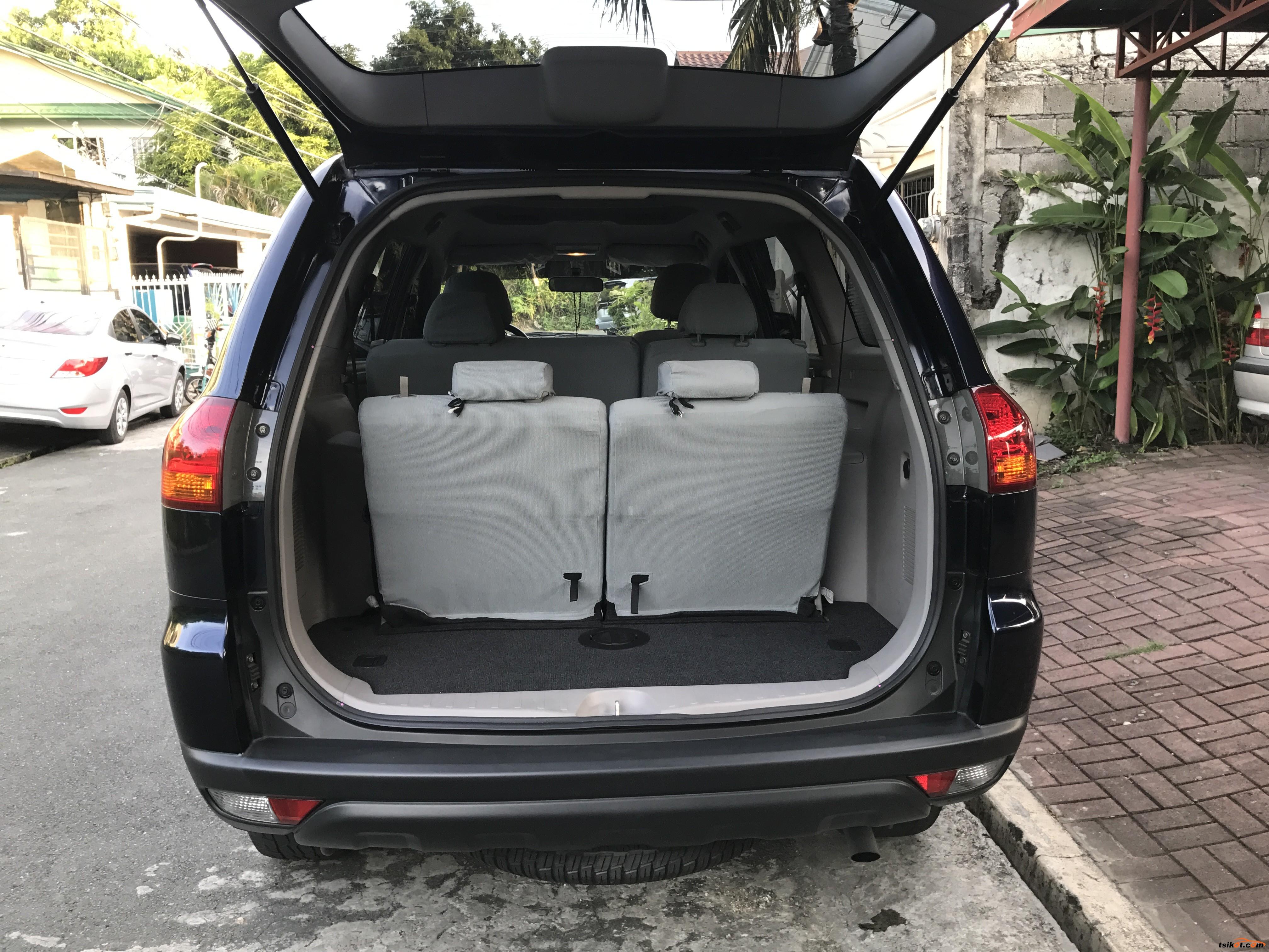 Mitsubishi Montero 2013 - 6