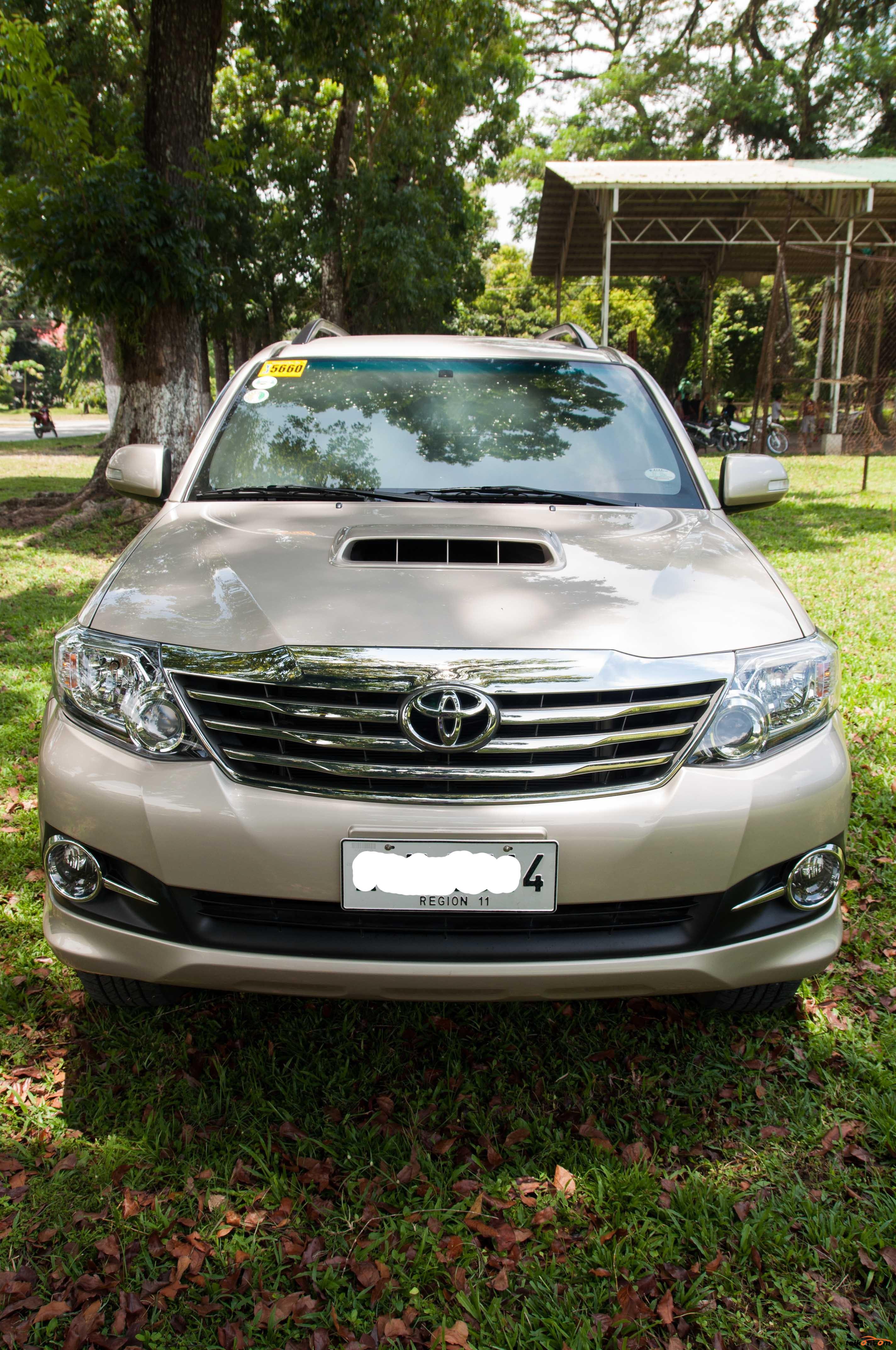 Toyota Fortuner 2015 - 7