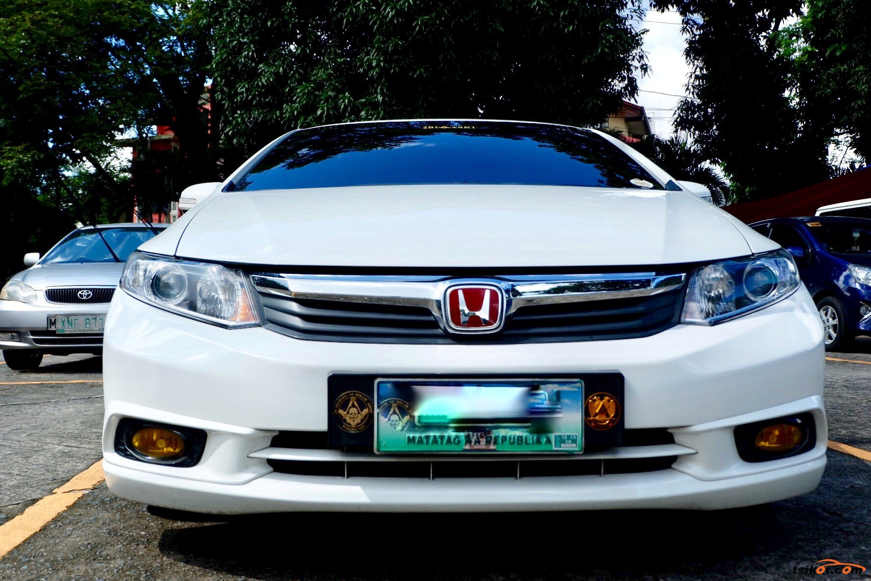 Honda Civic 2012 - Car for Sale Metro Manila
