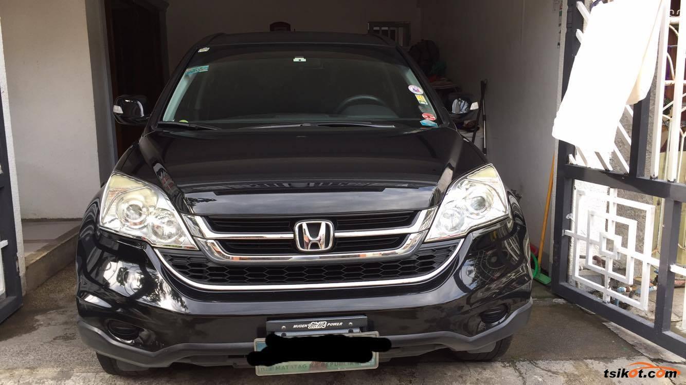 Honda Cr-V 2010 - 5