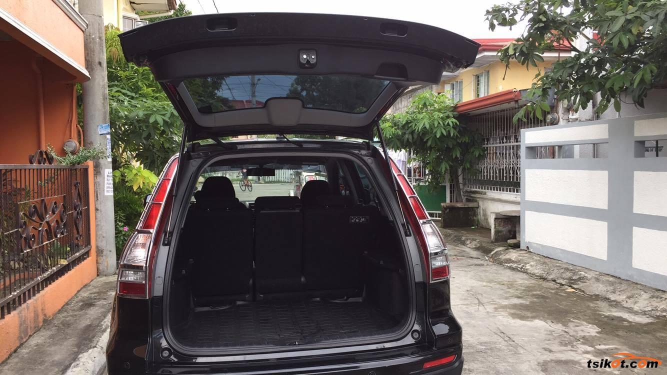 Honda Cr-V 2010 - 9