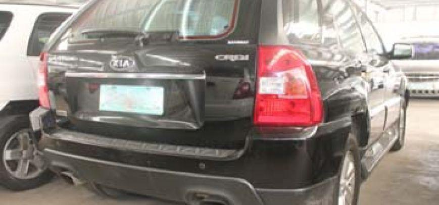 Kia Sportage 2009 - 2