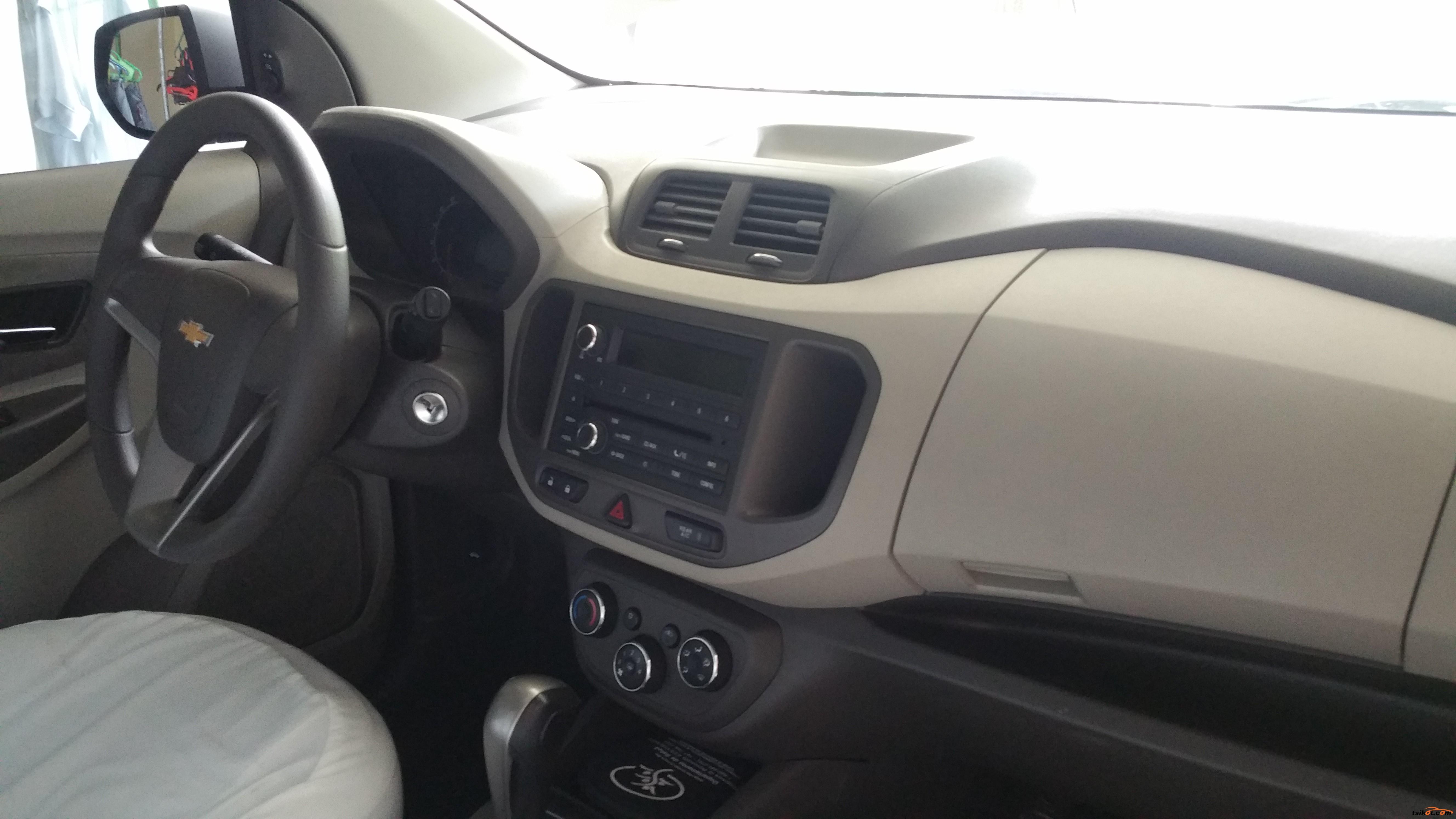 Chevrolet Spin 2015 - 7