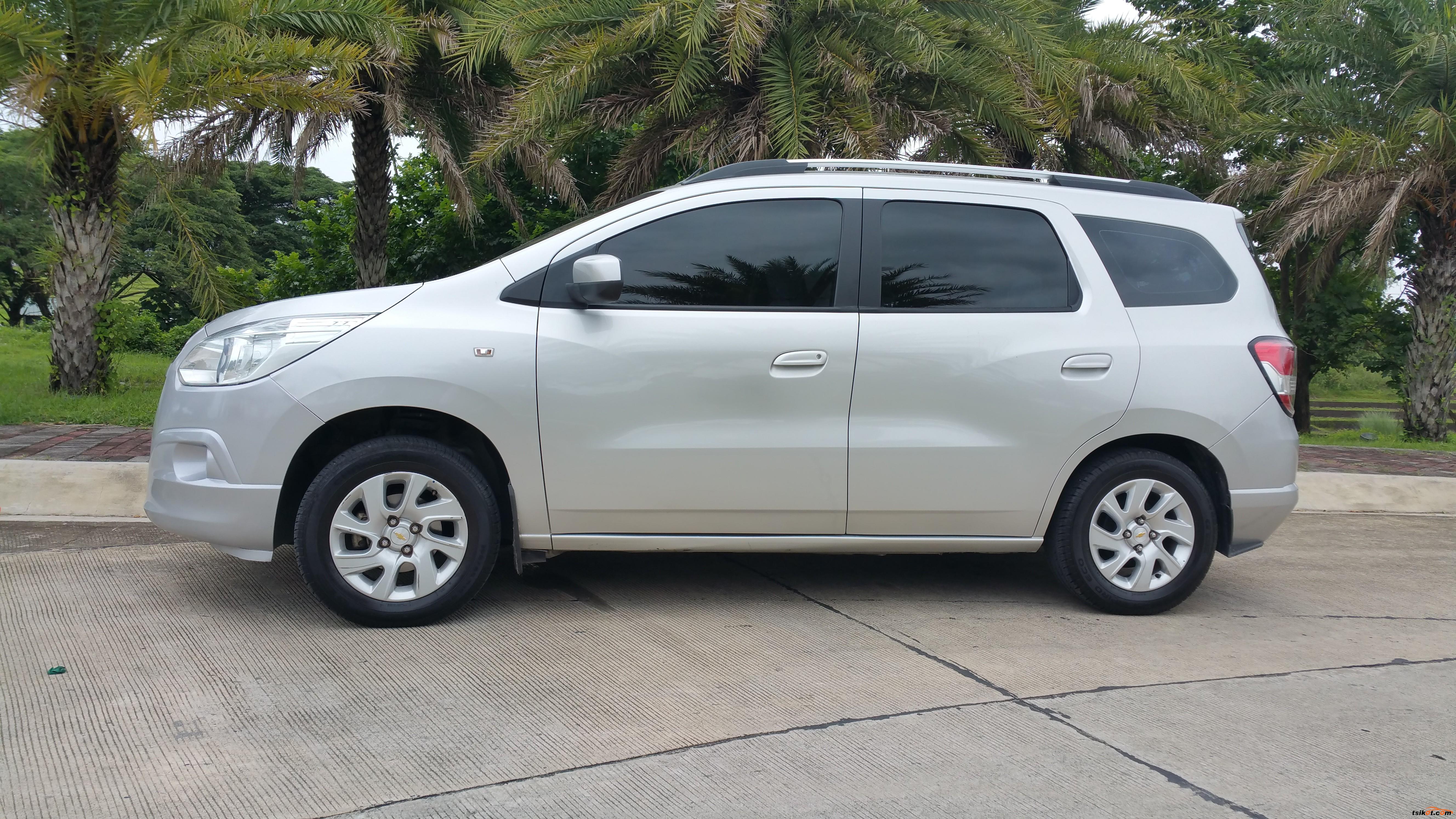 Chevrolet Spin 2015 Car For Sale Metro Manila