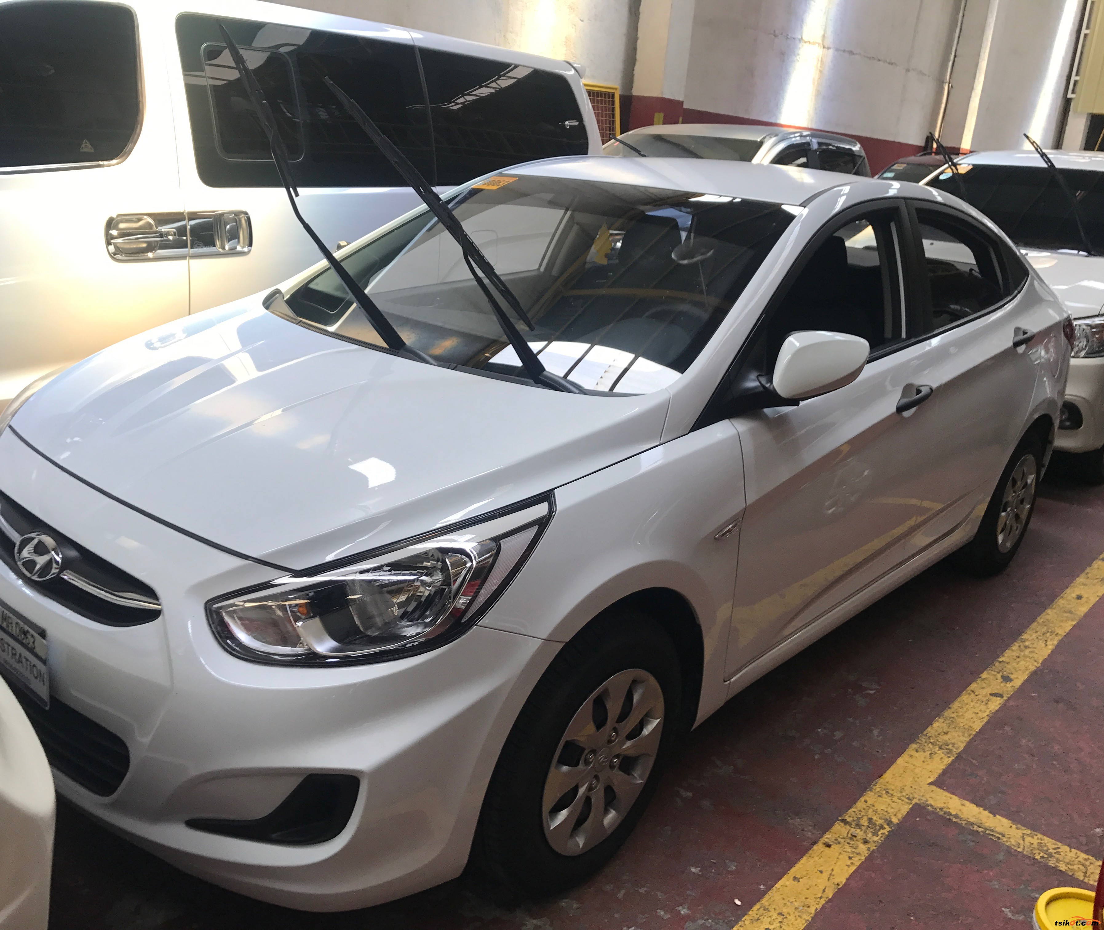 hyundai accent 2016 car for sale metro manila. Black Bedroom Furniture Sets. Home Design Ideas