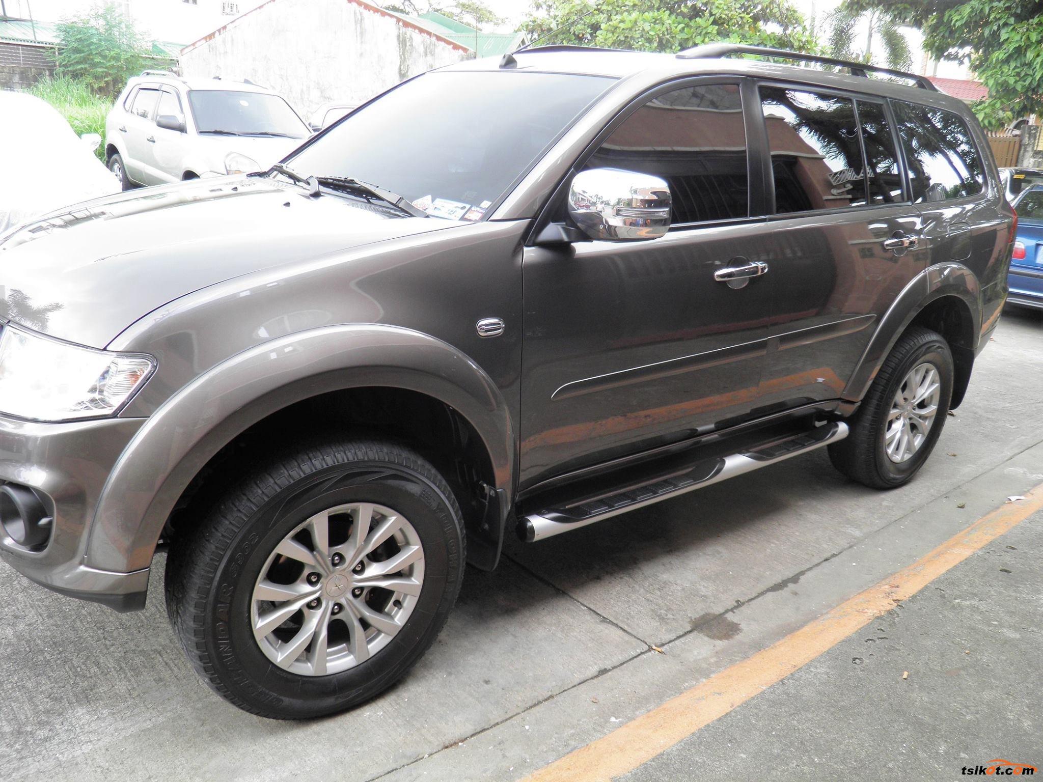 Mitsubishi Montero 2013 - 3
