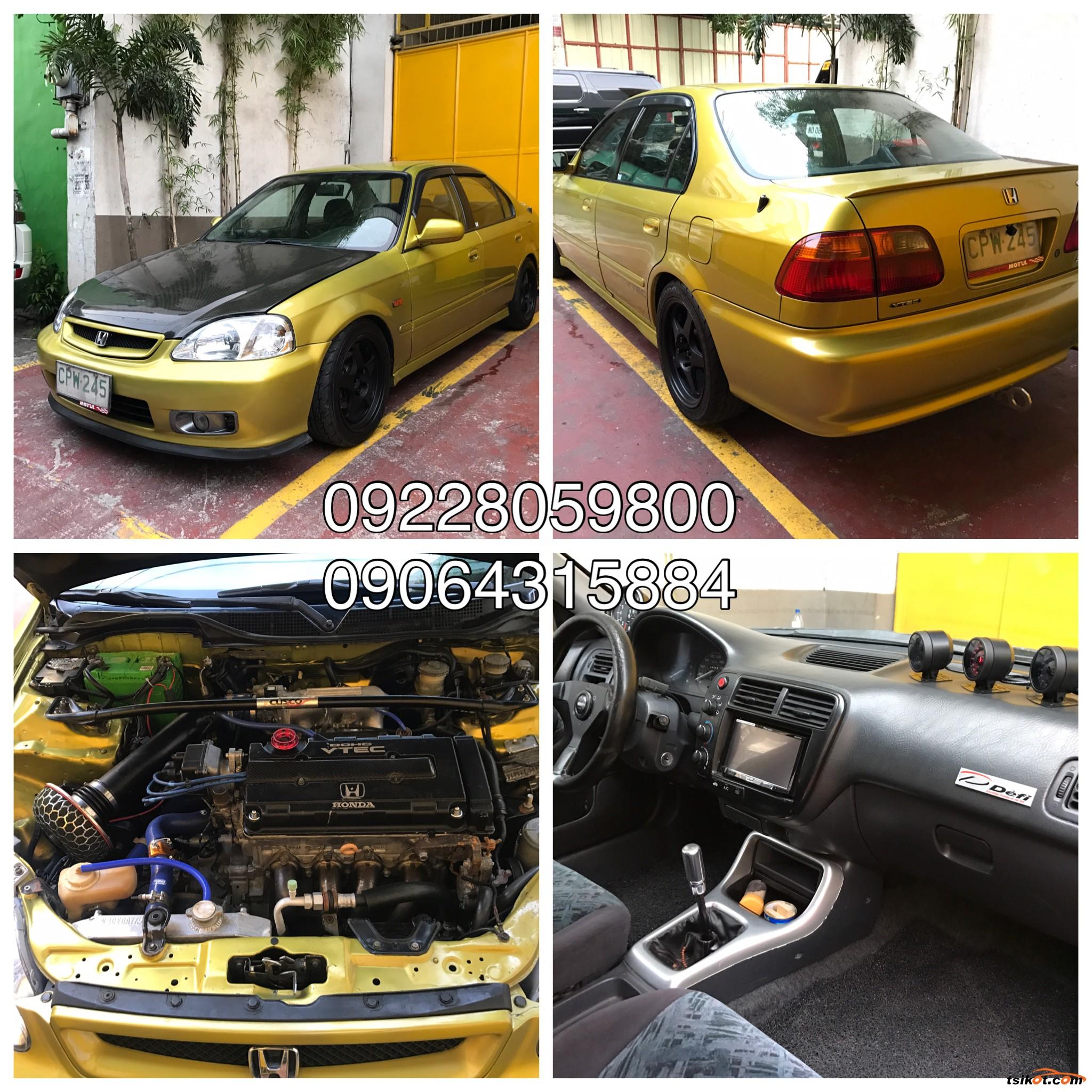 Honda Civic 2000 - Car for Sale Metro Manila