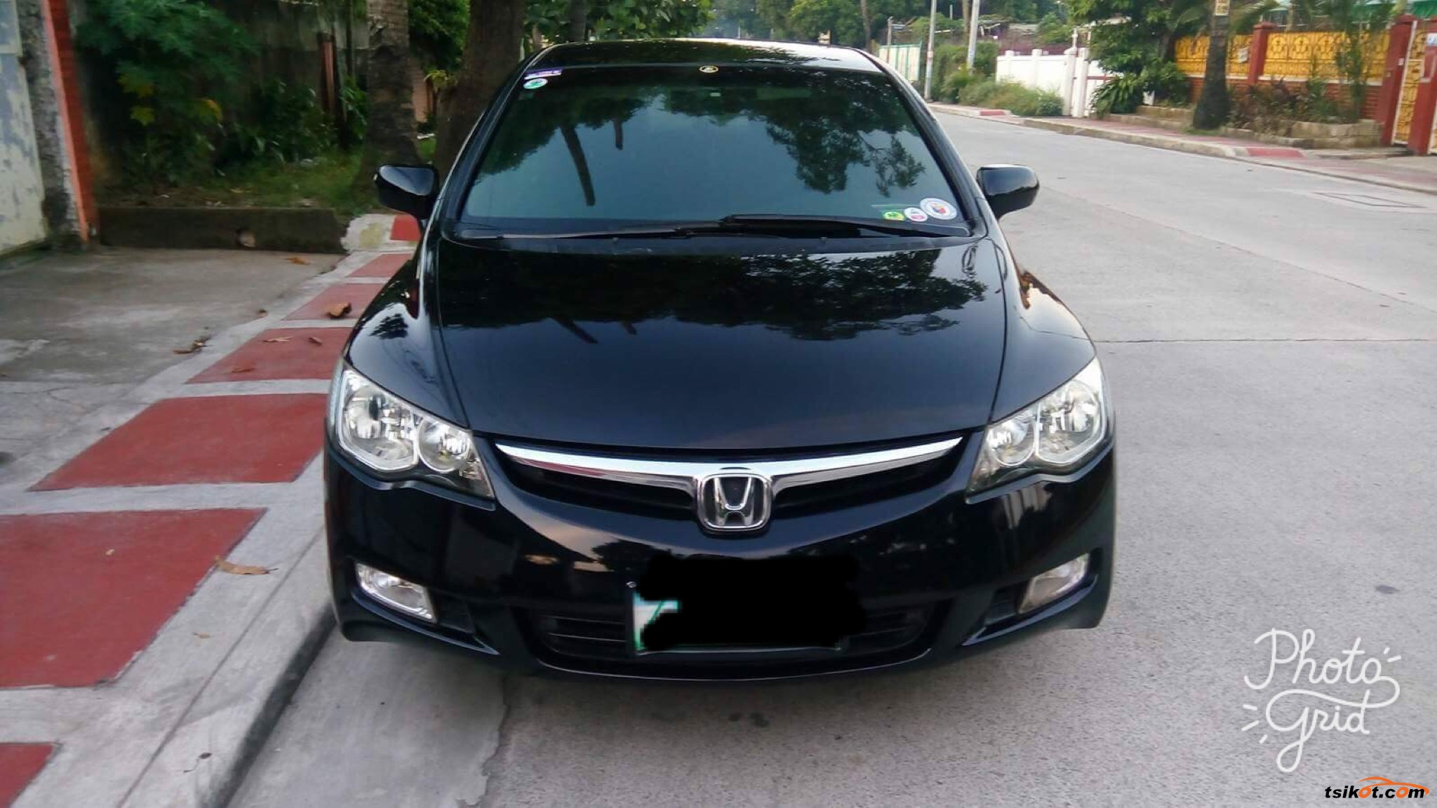 Honda Civic 2006 - 4