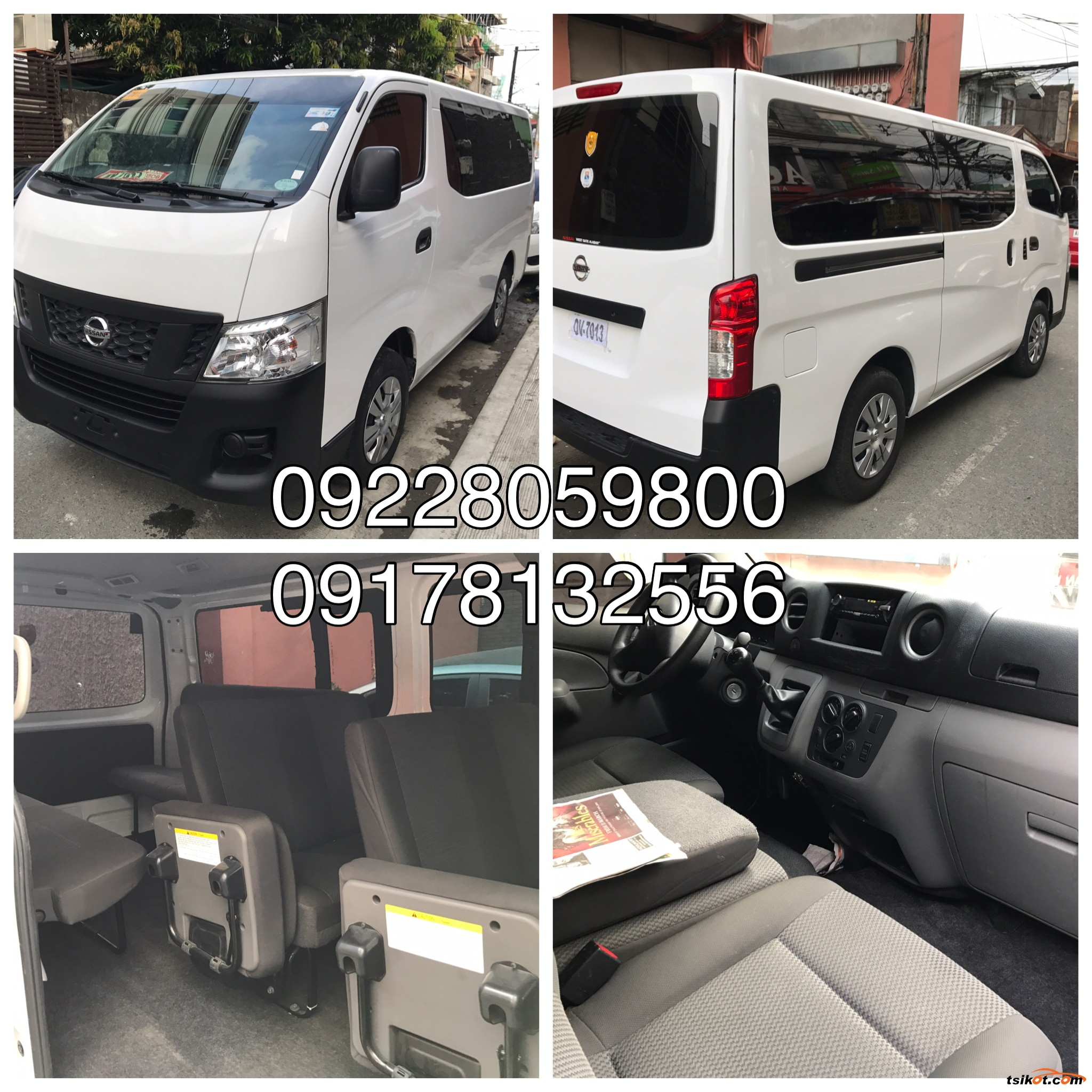 2016 Nissan Nv3500 Hd Passenger Exterior: Car For Sale Metro Manila