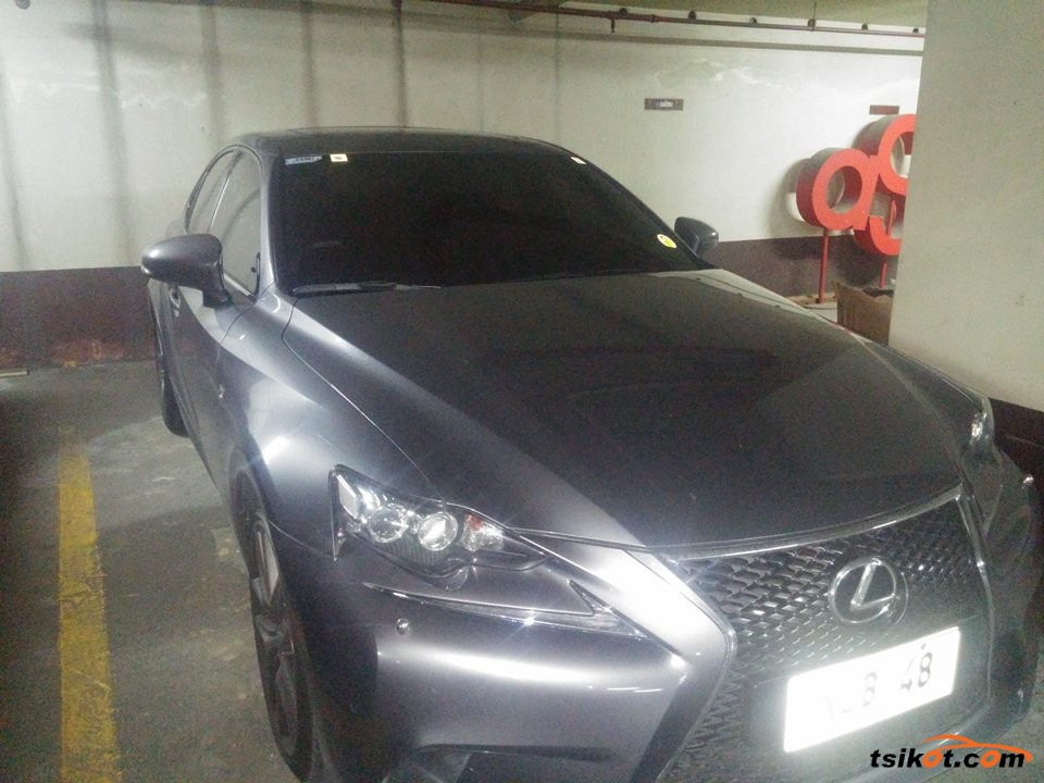 Lexus Is 350 2014 - 3