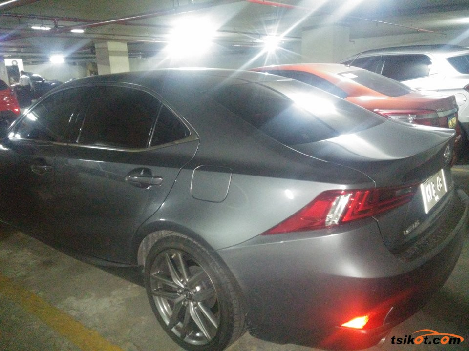 Lexus Is 350 2014 - 6