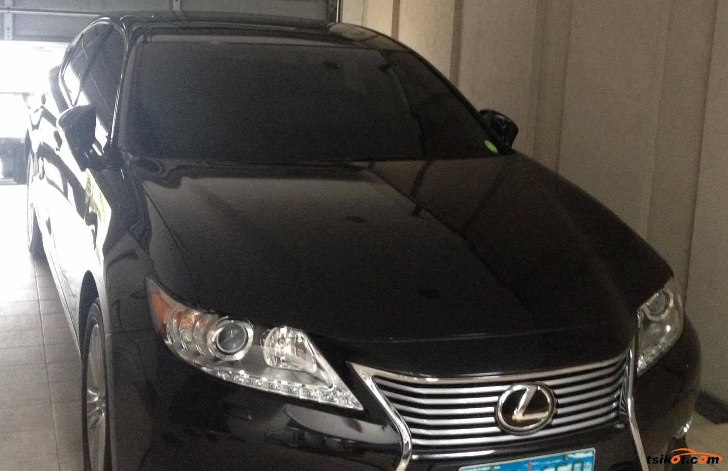 Lexus Es 350 2014 - 1
