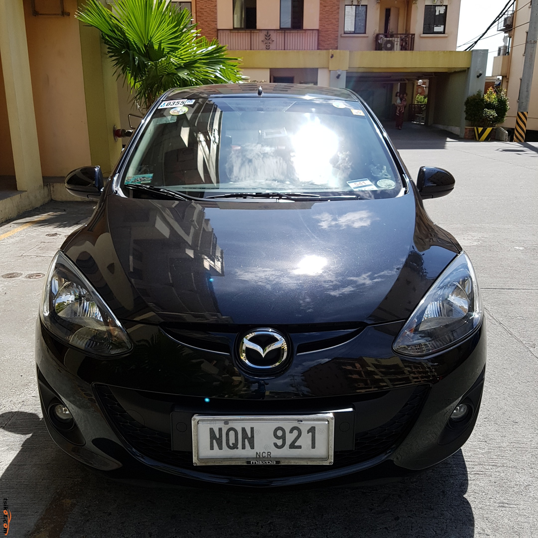 mazda 2 2010 car for sale metro manila. Black Bedroom Furniture Sets. Home Design Ideas
