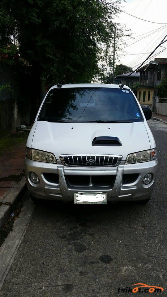 Hyundai Starex 2002 - 9