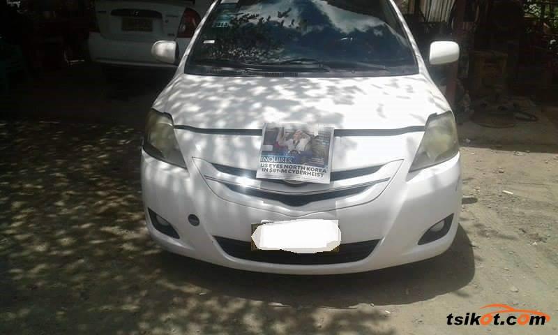 Toyota Vios 2013 - 2