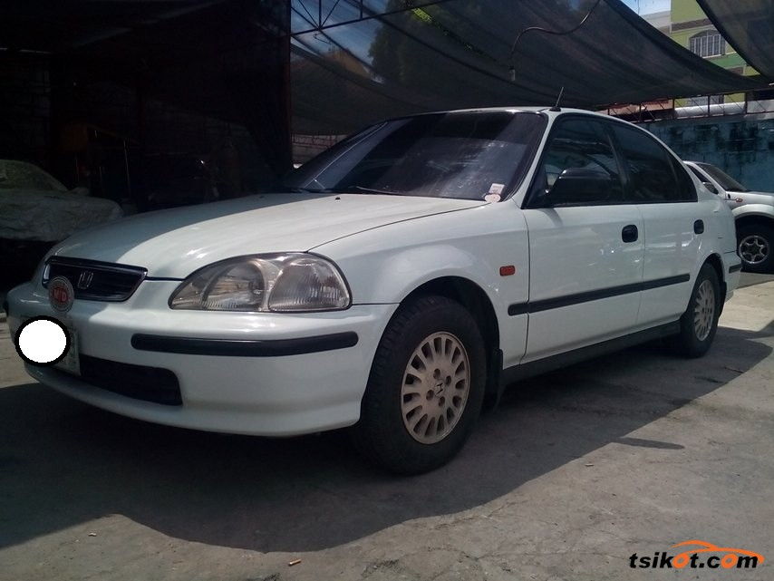Honda Civic 1997 - 3