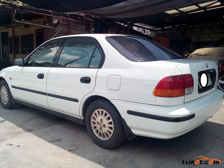 Honda Civic 1997 - 9