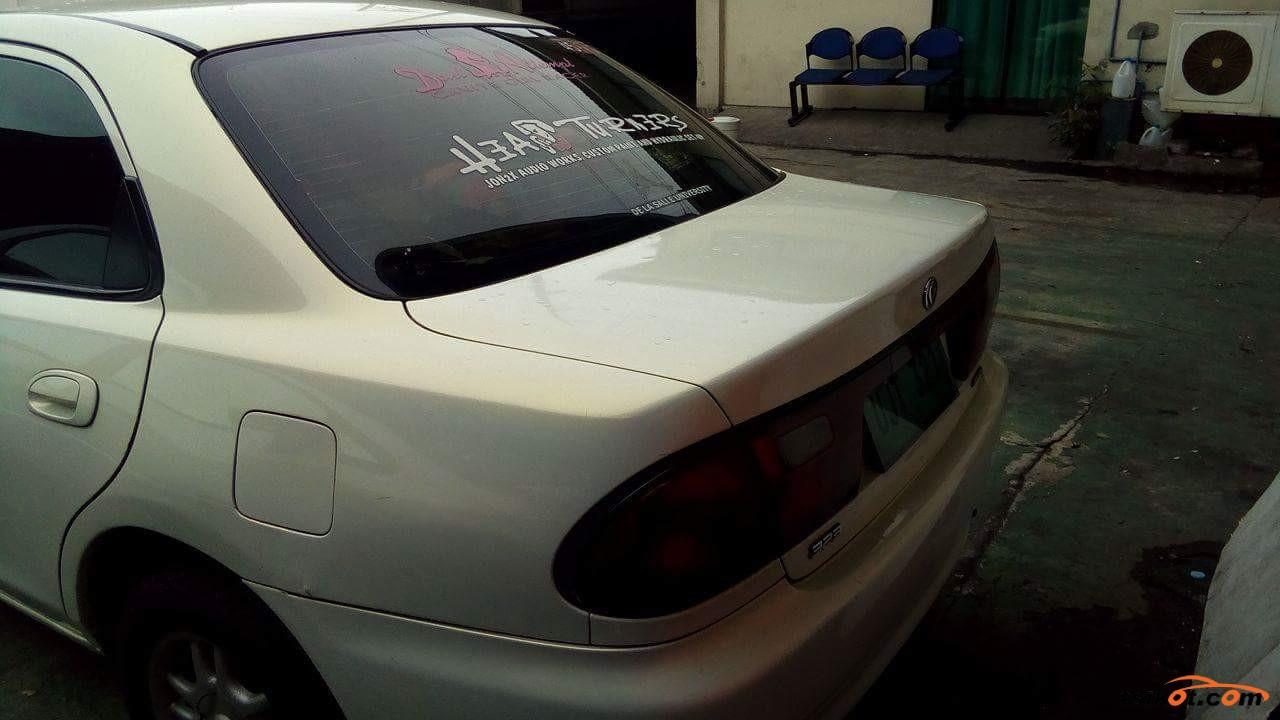 Mazda 323 1996 - 5