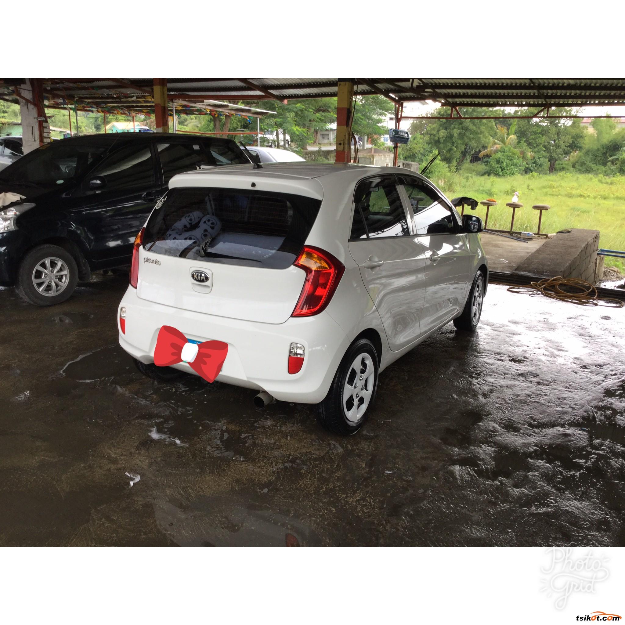 Kia Picanto 2012 - 2