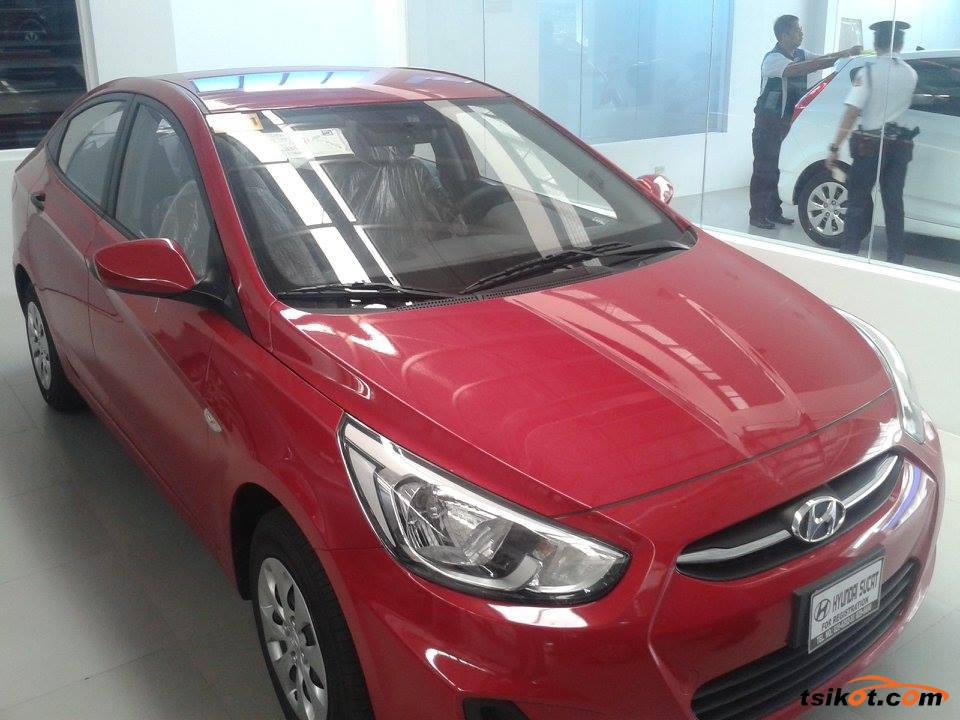 Hyundai Accent 2017 - 1
