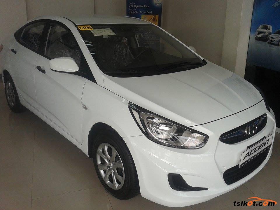 Hyundai Accent 2017 - 2
