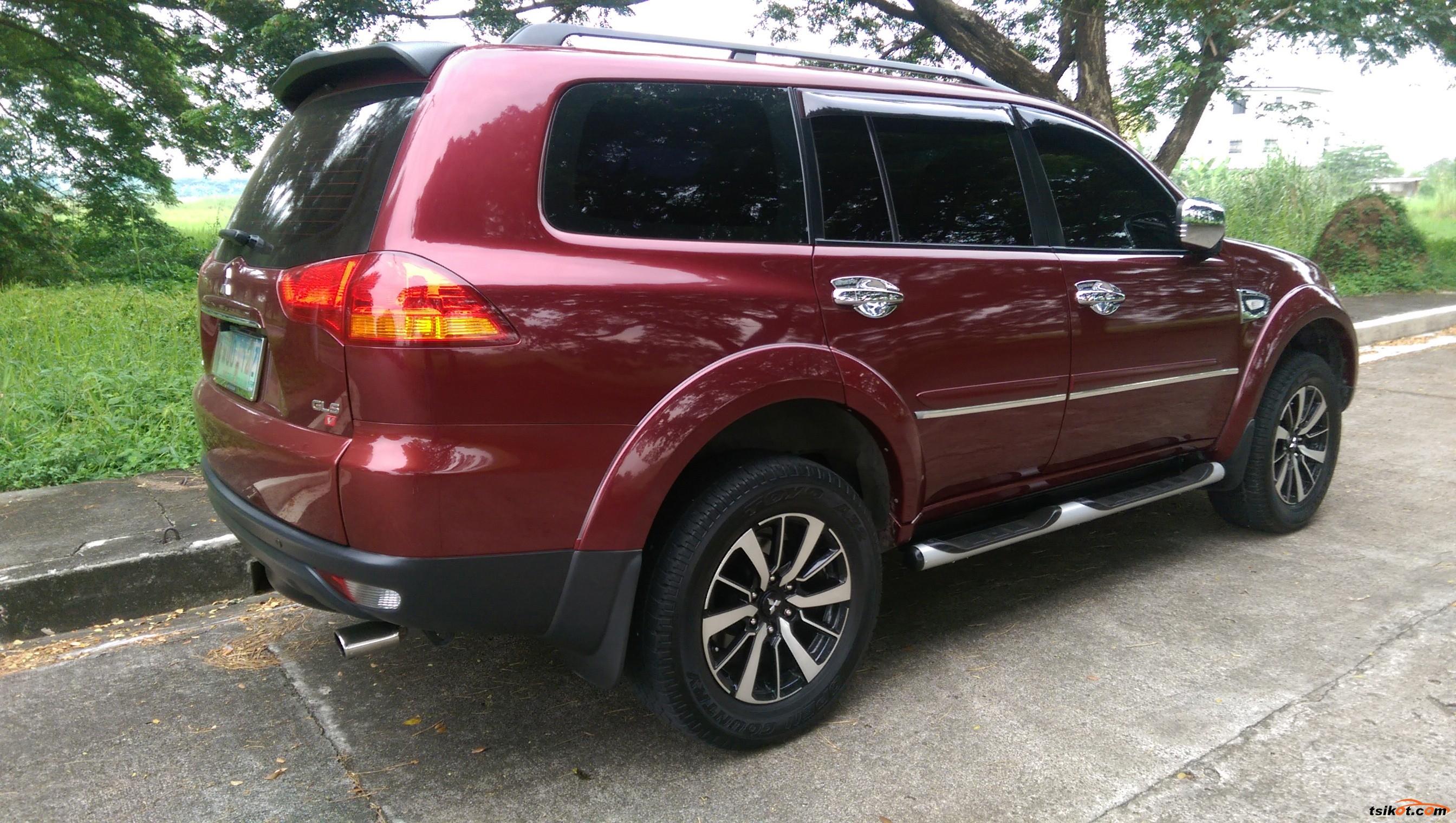 Mitsubishi Montero 2012 - 5