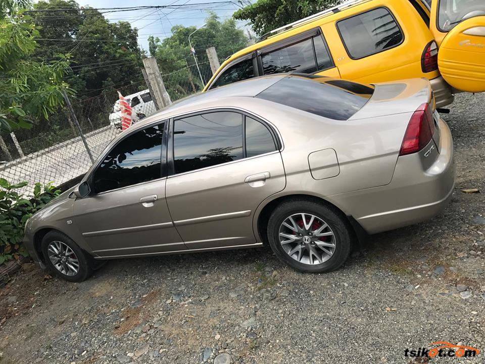 Honda Civic 2004 - 9