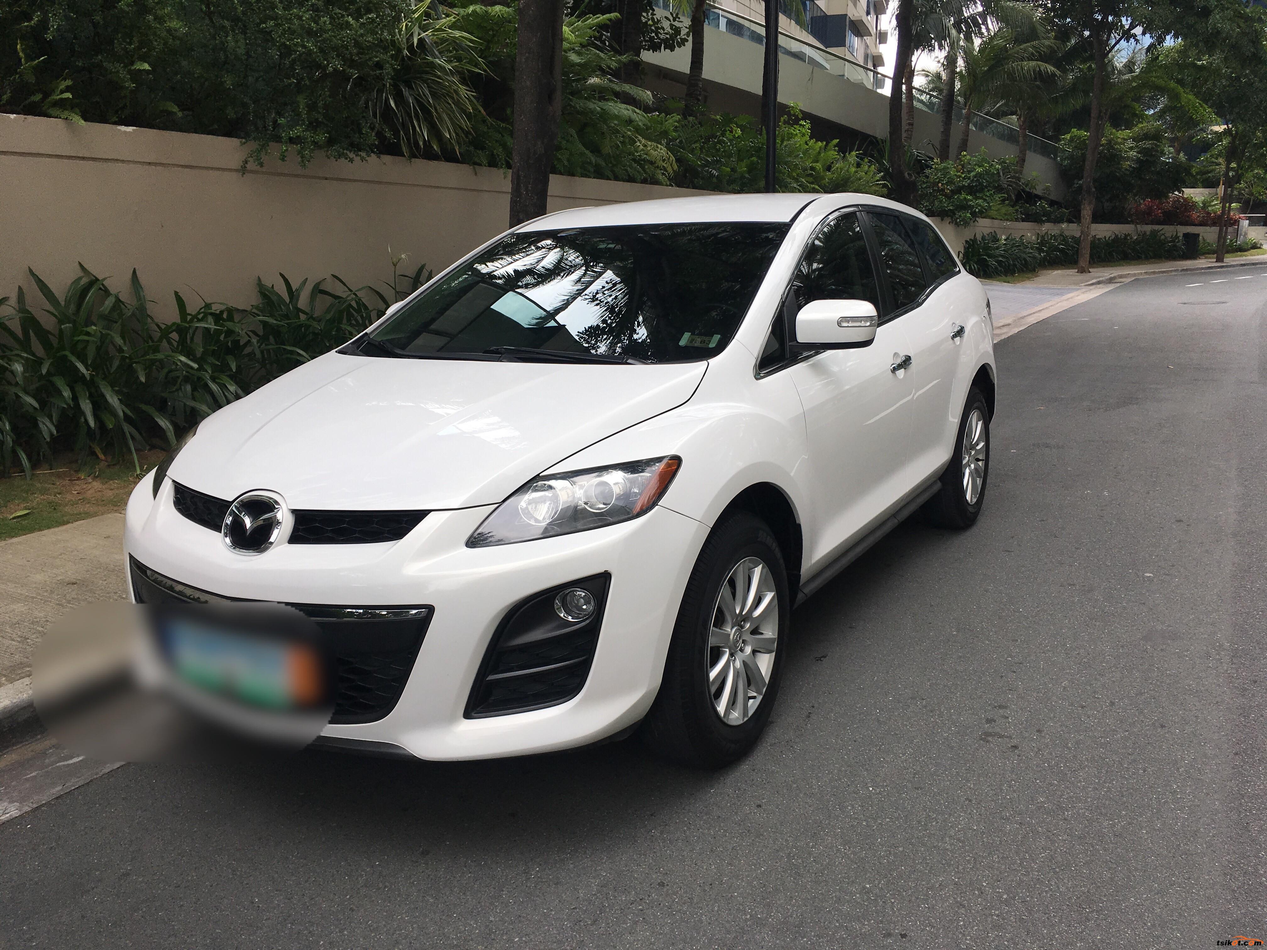 Mazda Cx-7 2011 - 2