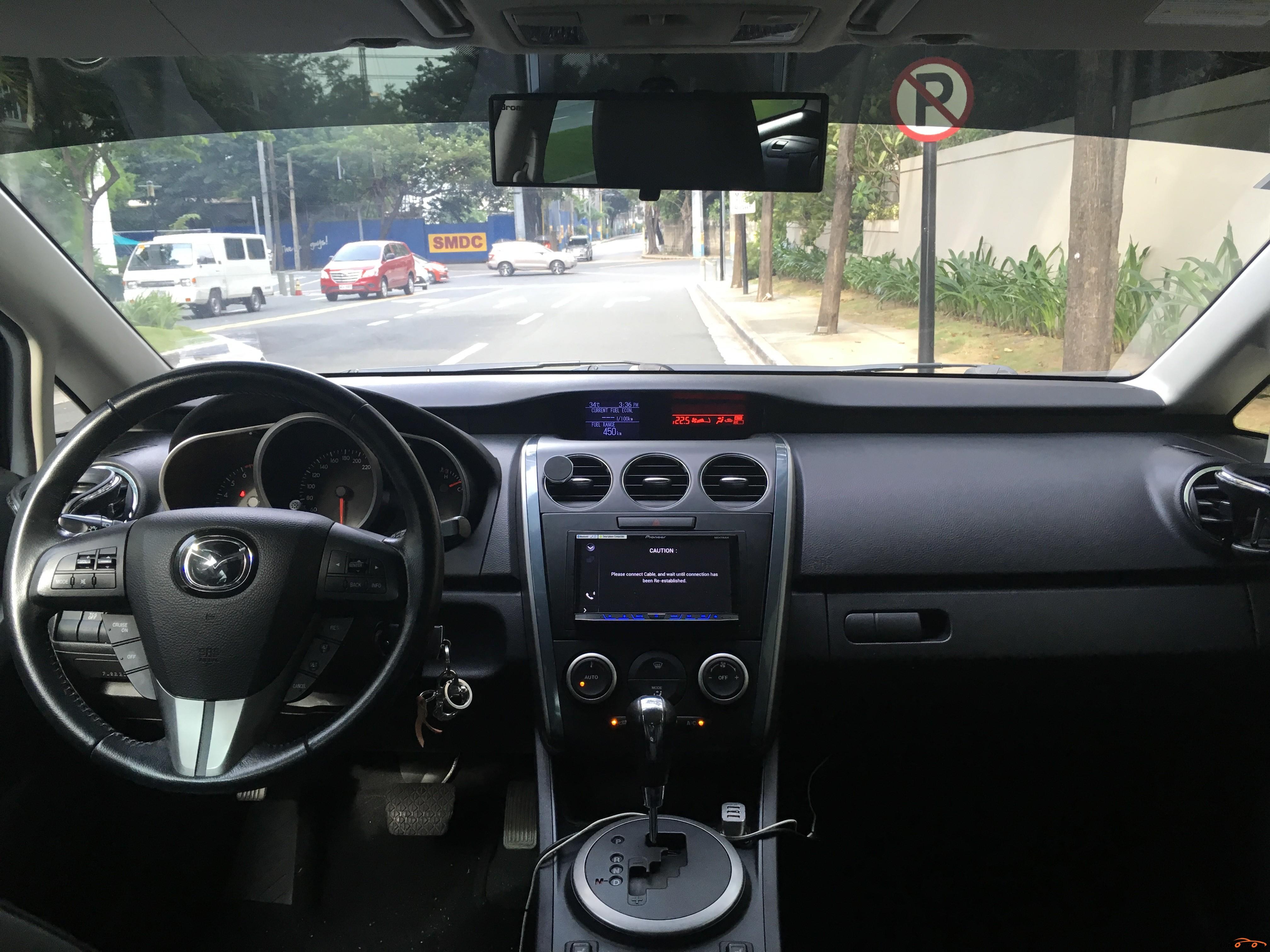 Mazda Cx-7 2011 - 8