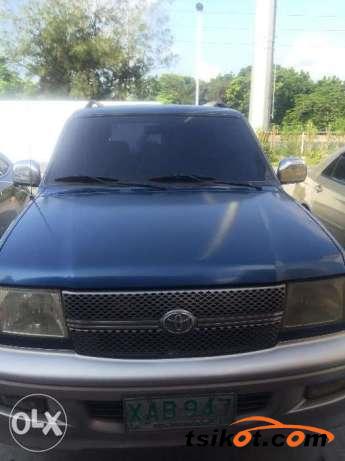 Toyota Fxs 2001 - 2