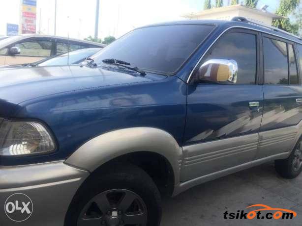 Toyota Fxs 2001 - 3