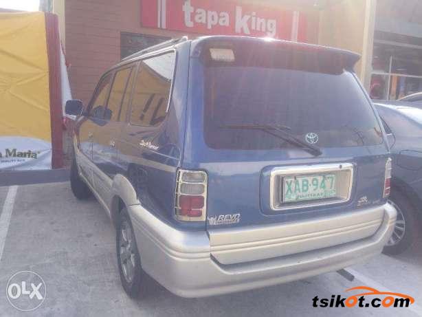 Toyota Fxs 2001 - 4