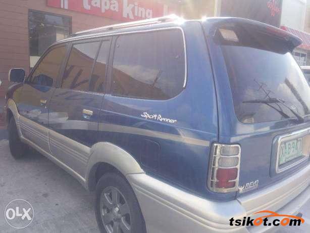 Toyota Fxs 2001 - 5