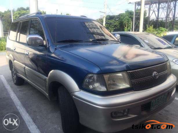 Toyota Fxs 2001 - 6