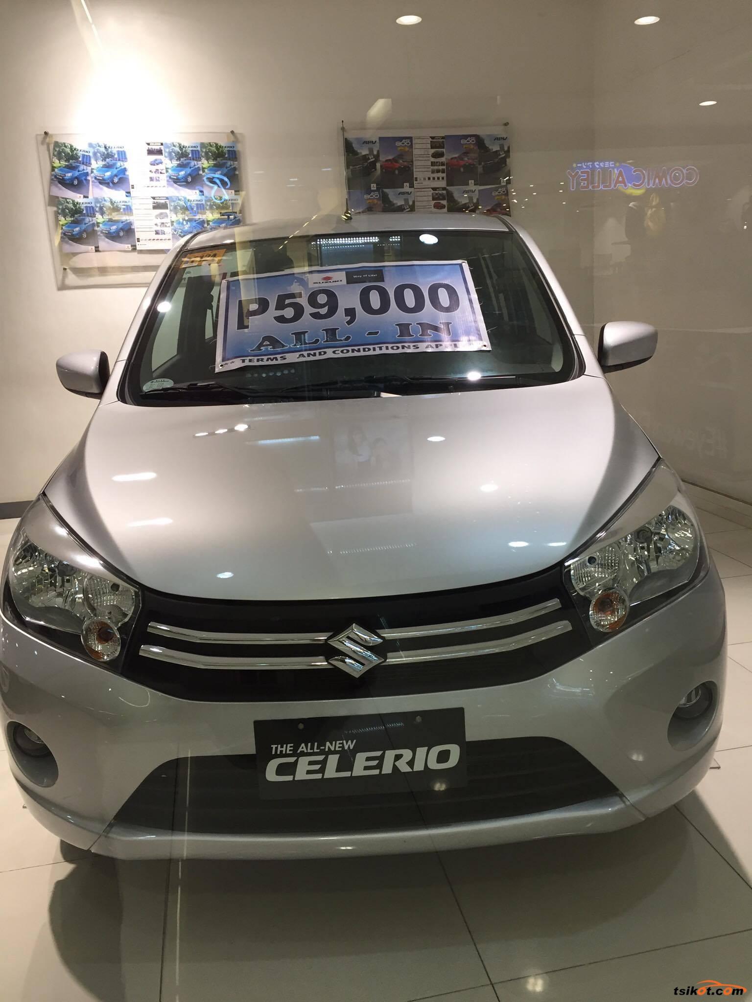 Suzuki Celerio 2017 - 2