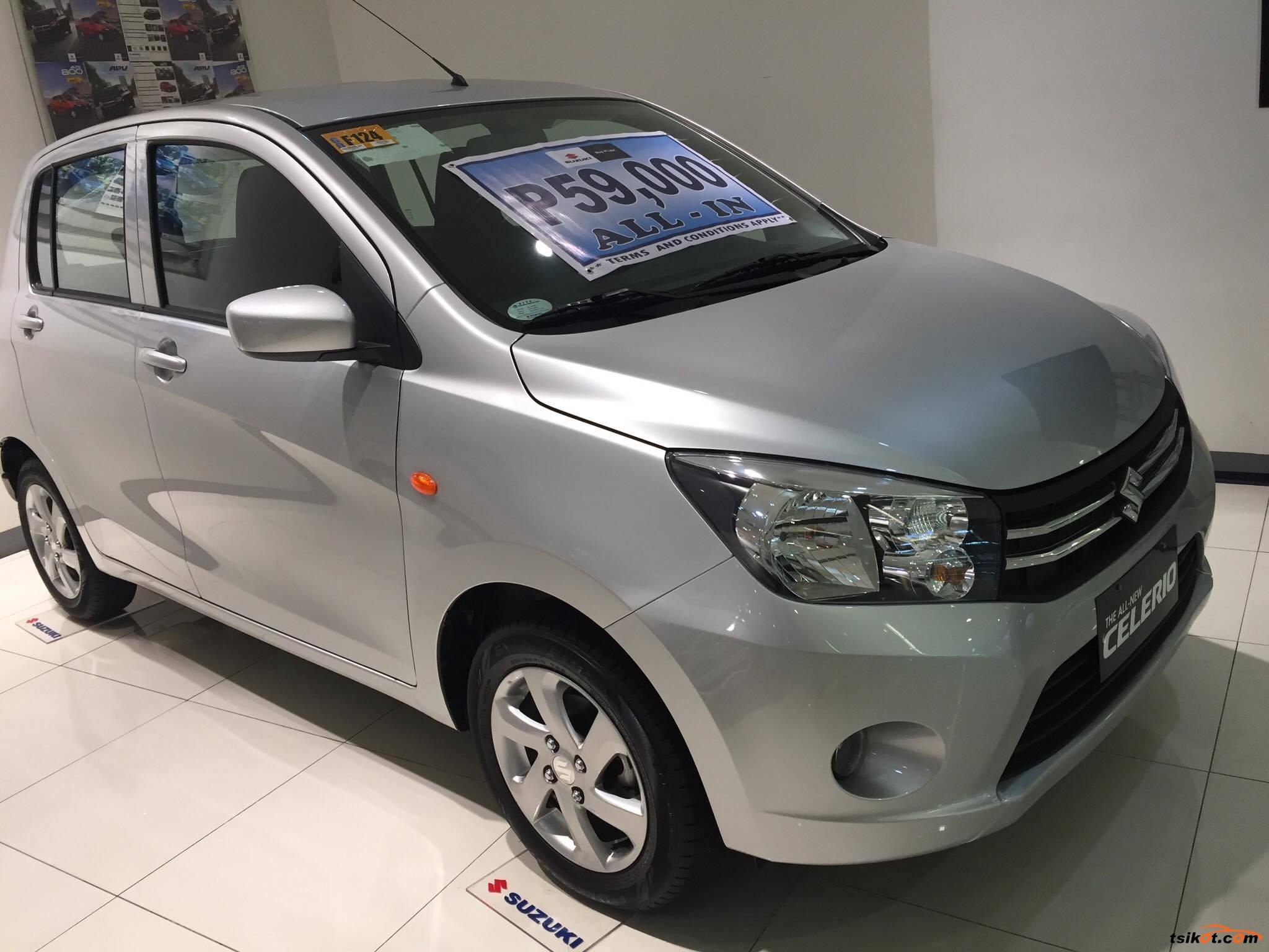 Suzuki Celerio 2017 - 4
