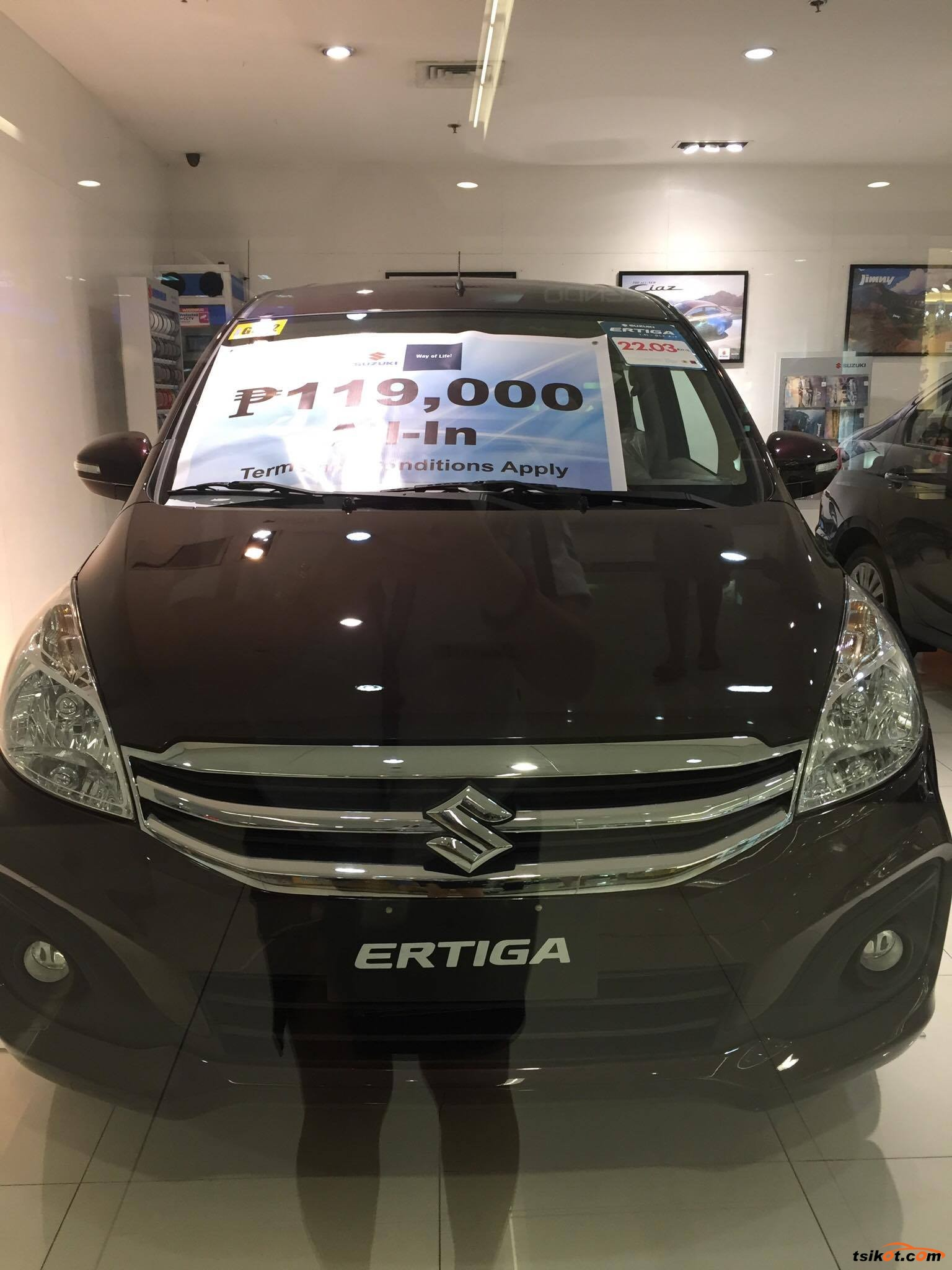 Suzuki Ertiga For Sale In The Philippines 2003 Aerio Gs Sedan Electric Yellow Click To See Large 2017 1