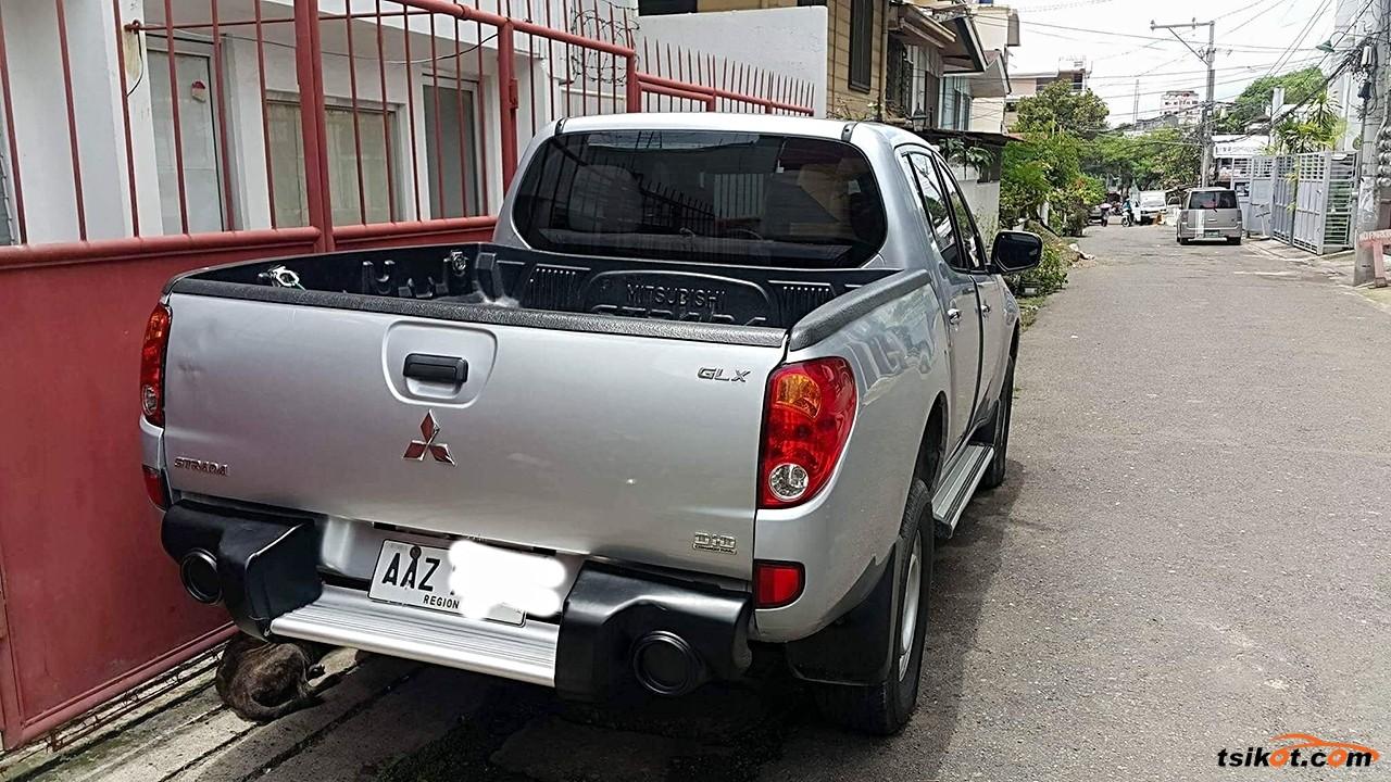 Mitsubishi Strada 2014 - 6