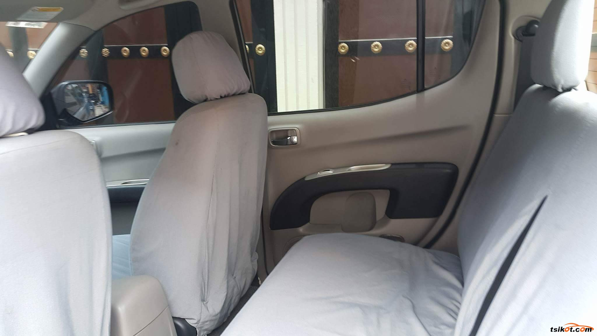 Mitsubishi Strada 2014 - 8