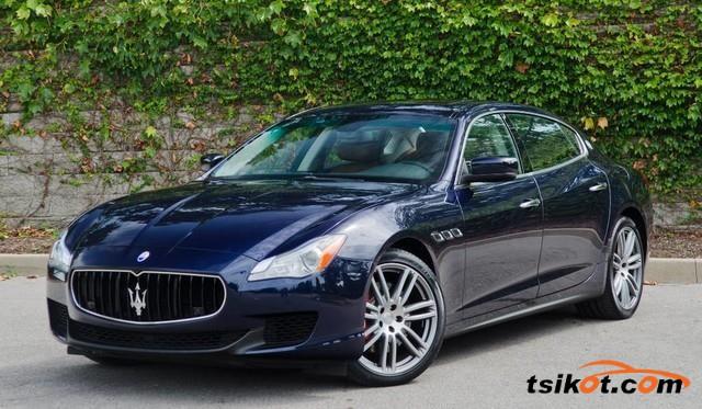 Maserati Quattroporte 2016 - 1
