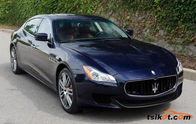 Maserati Quattroporte 2016 - 4