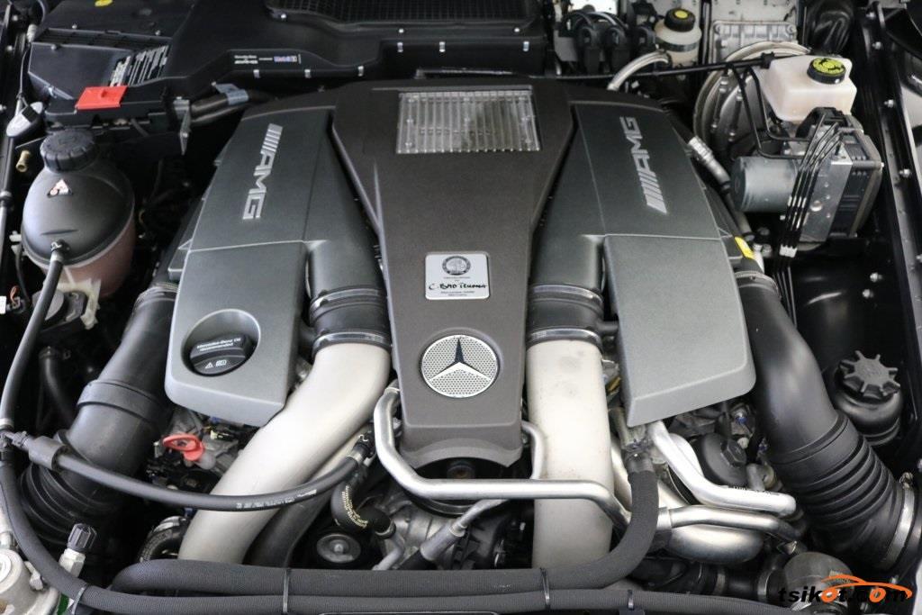 Mercedes-Benz G-Class 2015 - 6