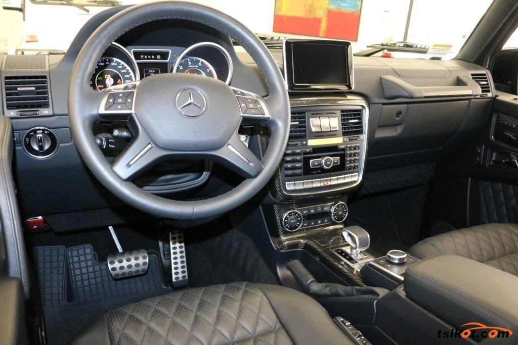 Mercedes-Benz G-Class 2015 - 9