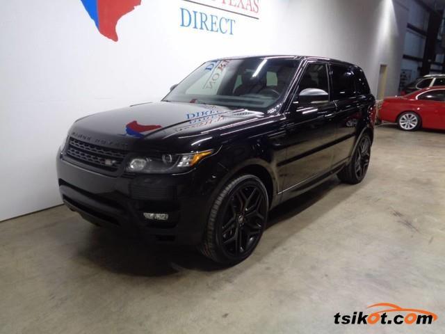 Land Rover Range Rover Sport 2015 - 1