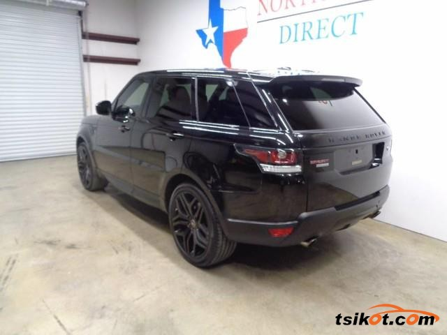 Land Rover Range Rover Sport 2015 - 2