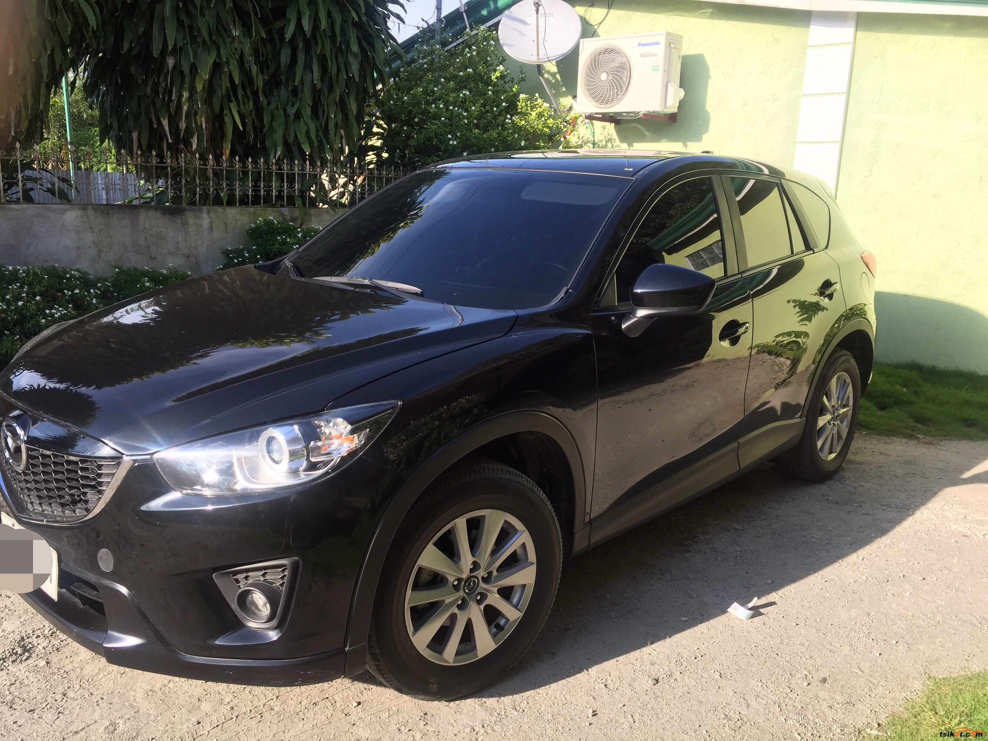 mazda cx 5 2015 car for sale metro manila philippines. Black Bedroom Furniture Sets. Home Design Ideas