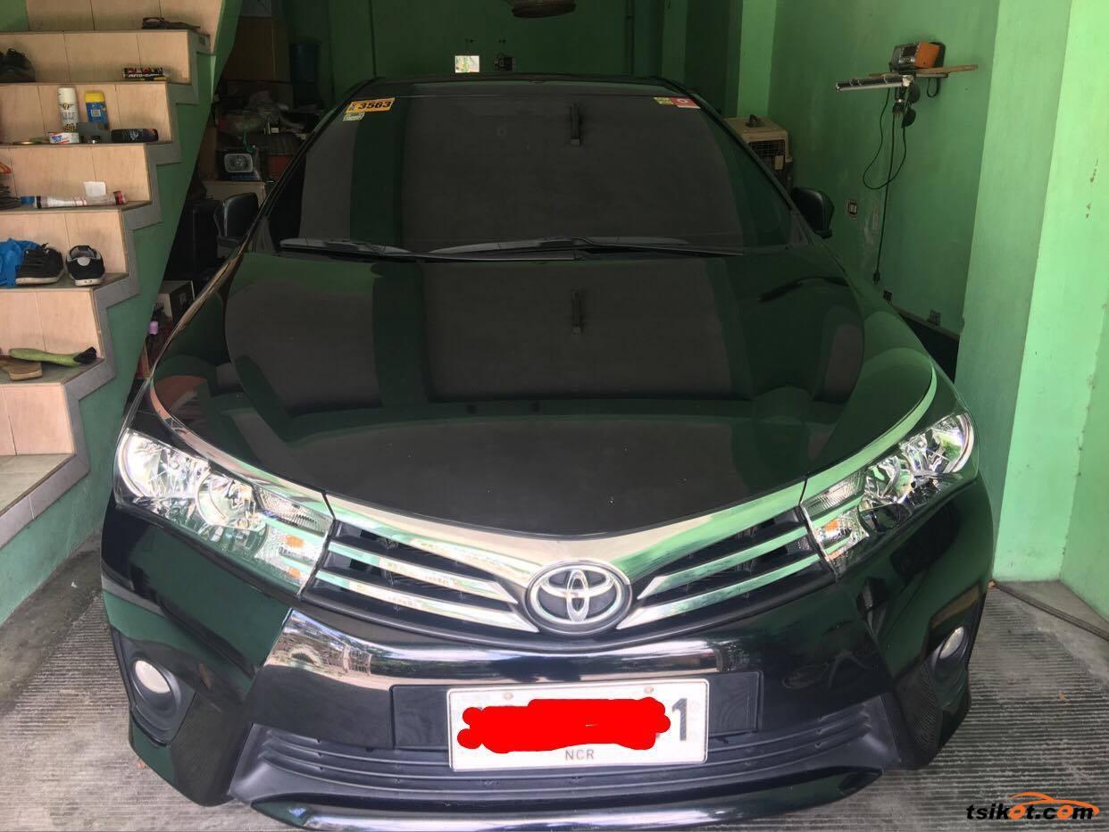 Toyota Corolla 2015 - 7