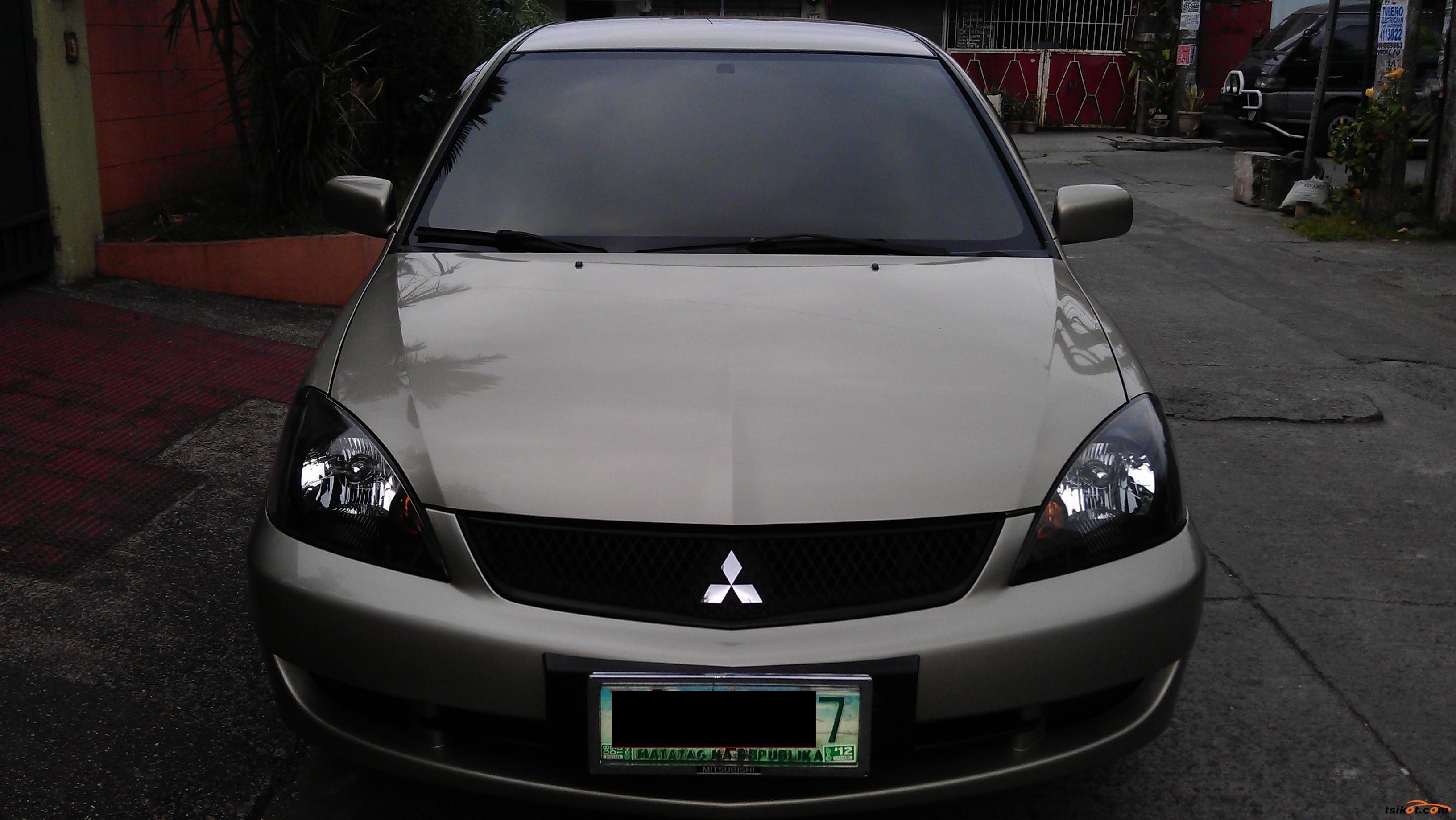 Mitsubishi Lancer 2008 - 2